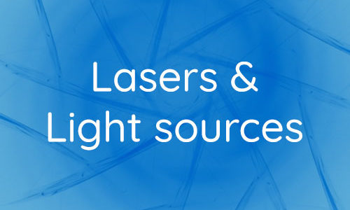 Lasers-Light-sources