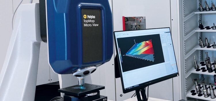 Table-top optical surface profiler